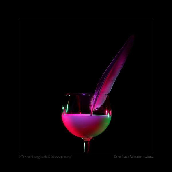 Fotografia studyjna, drink