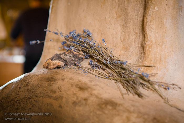 Lawendowe Pole - lawenda na glinianym piecu